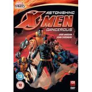 Astonishing X-Men: Dangerous [DVD]